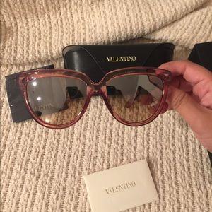 Valentino Sunglasses Pink